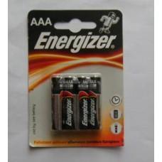 Батарейки ААА1 -LR03Р Energizer 1шт