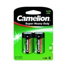 Батар. С солев. Camelion (Havy Duty Tray R14, 1,5v)