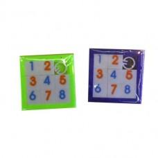 Игра логическая 9эл, 5*5см, пакет