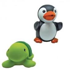 """Набор для купания """"Черепашка и Пингвин"""""""