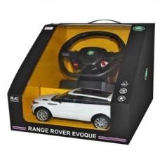 Машина р/у 1:14 Range Rover Evoque с рулем управления, свет, звук, мр3, в асс-те