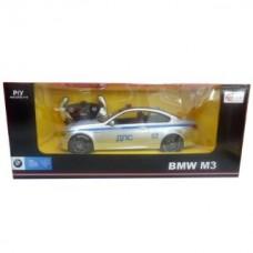 Машина р/у 1:14 BMW M3 РOLICE 02, СВЕТ, 43*22,5*17,5