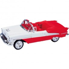 Игрушка модель винтажной машины 1:24 OLDSMOBAIL SUPER 1955