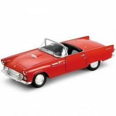 Игрушка модель винтажной машины 1:34 Ford Thunderbird 1955