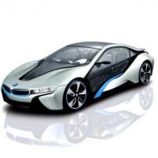 Машина р/у 1:14 BMW I8, свет