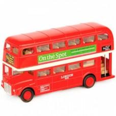 Игрушка модель автобуса London Bus
