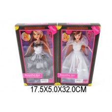 Кукла в бальном платье 29см