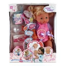 Кукла Baby Toby функц-я с аксес-ми