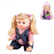 Кукла Алина озвуч. 19 см. 5249