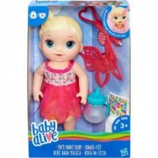 Кукла BABY ALIVE Малышка-Фея B9723EU4