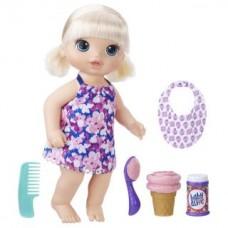 Кукла BABY ALIVE Малышка с мороженным C1090EU4