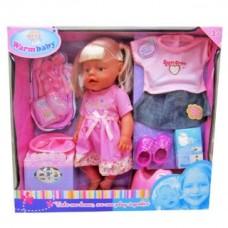Кукла Хельга,пьет,писает,с аксесс RT05062