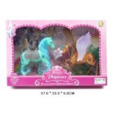 Набор 2 лошадки Magic Pegasus с аксес-ми