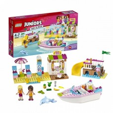 Игрушка Джуниорс День на пляже с Андреа и Стефани LEGO