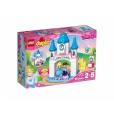 Игрушка LEGO Дупло Волшебный Замок Золушки
