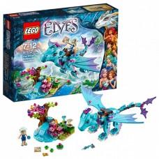 Игрушка LEGO Эльфы приключения дракона воды