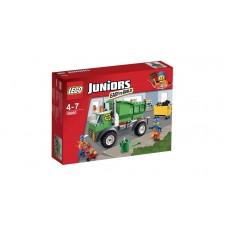 Игрушка Джуниорс Мусоровоз LEGO
