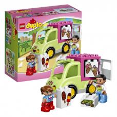 Игрушка Дупло Фургон с мороженым LEGO