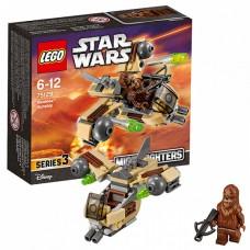 Игрушка LEGO Звездные войны Боевой Корабль Вуки