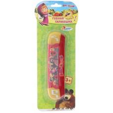 Гармошка в коробке Маша и Медведь