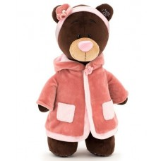 Медведь Milk стоячая в пальто 30 М014/30
