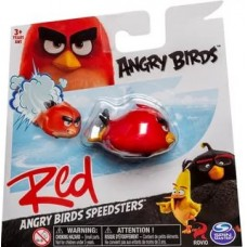 Игрушка Angry Birds птичка на колесиках в ассорти