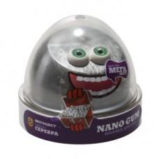 Жвачка для рук Nano Gum эффект серебра 50гр NGCCS50
