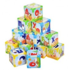Кубики Азбука Малые