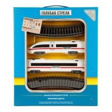 Железная дорога Голубая стрела Скоростной поезд