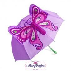 Зонт детский Бабочка 46см