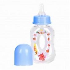 Бутылочка «Бублик» 120 мл с силиконовой соской