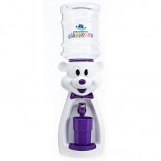 Кулер Мышь белая с фиолетовым SK40717
