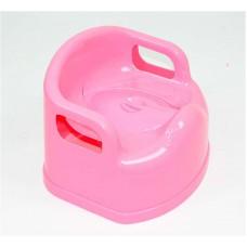 Горшок-стульчик Розовый