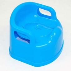Горшок-стульчик Голубой