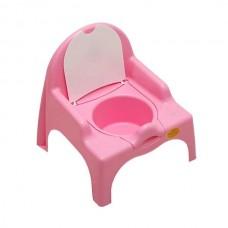 Стульчик детский туалетный Розовый
