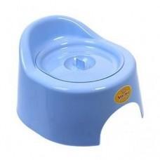 Горшок детский туалетный с крышкой