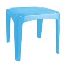 Стол детский 520*520*475-Голубой