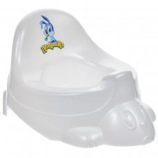 Горшок-игрушка  Белый