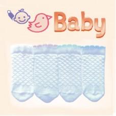 Носки детские Baby  размер 7-8 (рис. 040)
