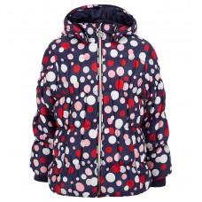 Куртка текстильная для девочек размер 104-56-51 PlayToday 362001