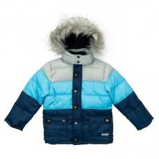 Куртка текстильная для мальчиков размер 110-57-53 PlayToday 351120