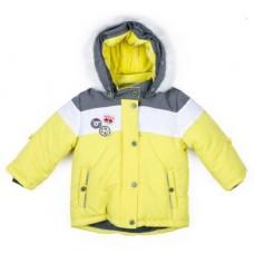 Куртка текстильная д/м 74 р. PlayToday 377051