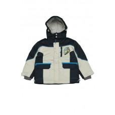 Куртка HIPPO HOPPO  К-0170(110-134см) разм.116 синесерая