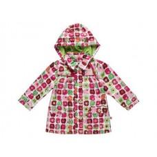 Плащ текстильный для девочки