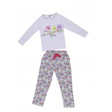 Комплект для девочки (футболка,брюки)
