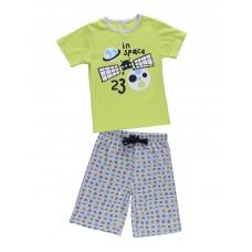 Комплект для мальчика (футболка, шорты)