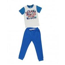 Комплект для мальчика (футболка,брюки)