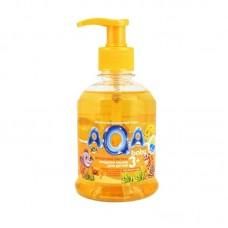 "Жидкое мыло AQA baby ""Янтарная лагуна"" 300мл"