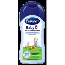 Масло Bubchen для младенцев 200 мл.