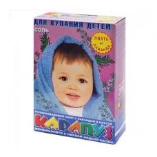 Соль для ванн детская Карапуз Лаванда+Пихта 500 гр.